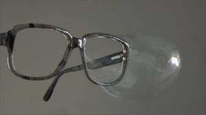 brillenbellenblaas