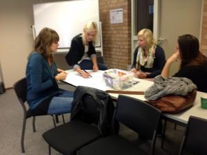 Aida - 4e les: integrale oefening brainstorm