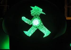 ampelmann-groen